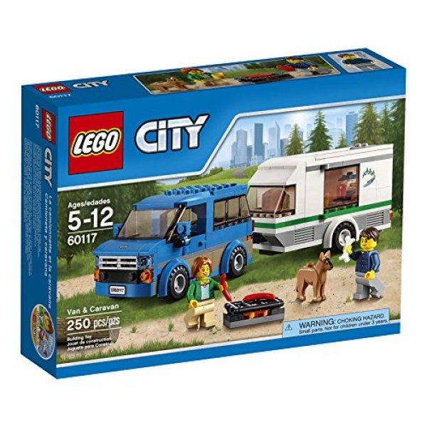Lego Van & Caravan 60117 : Buyingday - 네이버쇼핑