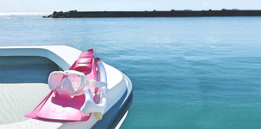 GULL 걸 베이더 파네트 :: 여성용 스쿠버다이빙 마스크