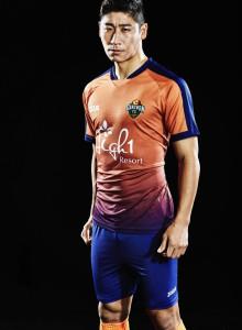 2017 강원FC 홈유니폼
