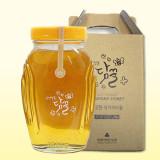 담양 100%천연 꿀 1.2kg 2.4kg