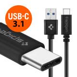 슈피겐 USB 3.1 C타입 고속충전 케이블(노트8/S8호환)
