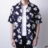 남자 하와이안 셔츠