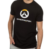 [정식 라이센스] 오버워치 티셔츠 (Black)