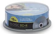 BD 25GB 4X M-DISC (낱장)/기록을 조각하는 천년디스크[BD/DVD/엠디스크/공시디/공씨디/공디비디/M디스크/mdisc]