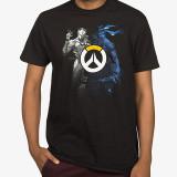 [정식 라이센스] 오버워치 겐지&한조 티셔츠