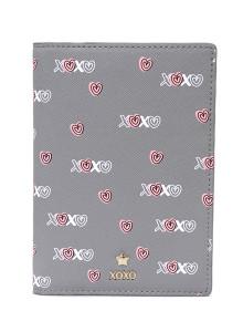 XOXO NEW YORK 슈가 여권지갑 XLSW03FS