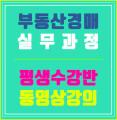 부동산경매 실무과정 (부동산권리분석 및 명도소송실무) 동영상강의 평생수강반 / 랜드미