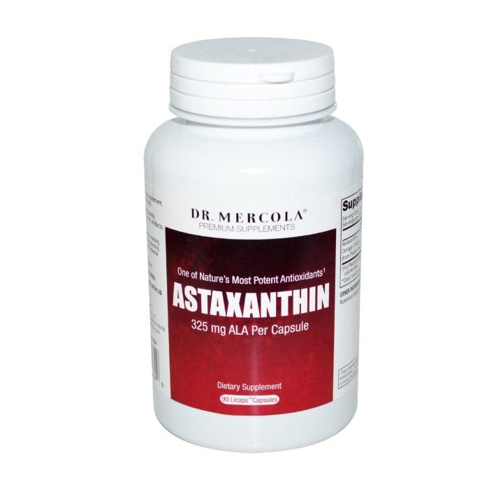 Dr Mercola Premium Supplements Astaxanthin 90 Licaps Capsules : 1stFruits - 네이버쇼핑