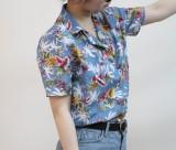 여자 하와이안 셔츠