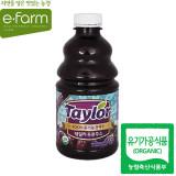 [이팜] 유기농테일러푸룬(자두)주스(946ml)