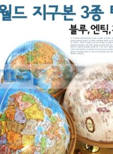 30cm 파인 지구본 /사은품 세계지도 증정