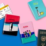 루카랩 여권지갑 Passport Wallet - 캠퍼 여권케이스