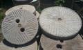 빗살누늬 맷돌 디딤석 디딤돌