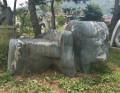 수석 정원석 조경석 1.5톤 165x80x55cm