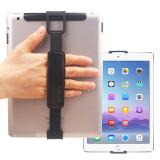 윌비 클립온 2 듀얼 태블릿 PC용 (7~11인치) 갤럭시 탭 S3 9.7 갤럭시 북 10.6 갤럭시 A6 10.1 핑거링 스마트링 케이스 거치대 핸드 스트랩 그립 홀더 액세서리