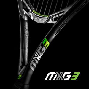 헤드 테니스라켓 238707 MXG3 100 295g 그라핀 상급