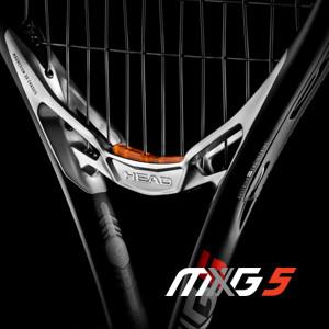 헤드 테니스라켓 238717 MXG5 105 275g 그라핀 상급