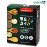 국내산 100% 발효 효소365 11종 곡물 3g x 30포
