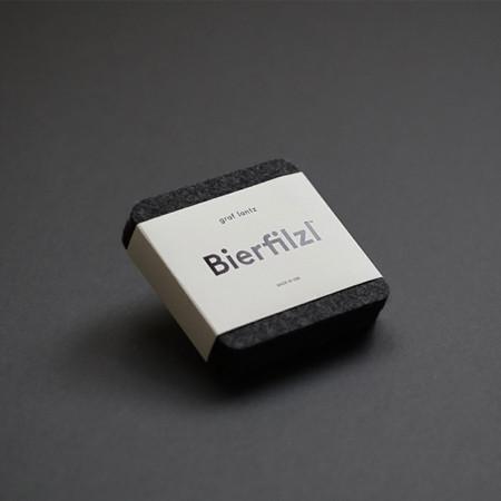 그라프 란츠™ Bierfilzl 펠트코스터 4개셋트