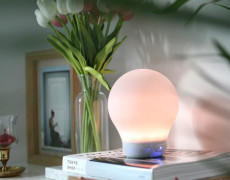 디붐 오라벌브 LED 무드등 조명 블루투스 스피커