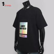 남자 엠보싱 반팔티 bigh176 빅사이즈 여름 티셔츠