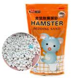 미니쇼 소동물 탈취 화장실모래 1kg (레몬향MS023)