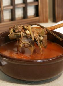 갈비탕 5팩 육개장 5팩 무료배송 강원식품