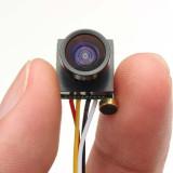 초소형 초경량! 600TVL, 1.2g 미니 FPV 카메라