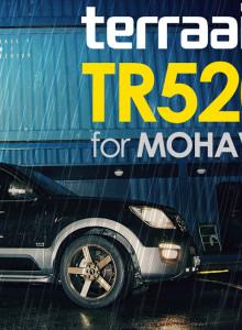TR520 / 20인치휠 / 22인치휠 / 모하비휠 / 인치업 / 튜닝 / 튜닝휠 / TERRAAIN / 터레인 / 인지에이원