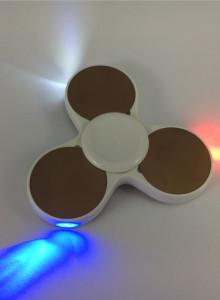 LED 피젯 스피너 FF1 (묘기용 손잡이 포함)