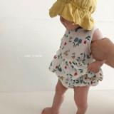 북유럽 바디 슈트 아기옷