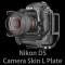 니콘 D5 카메라스킨 엘플레이트