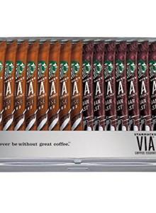 [선물 세트] 스타벅스 비아 커피 에센스 선물세트 SV-22A