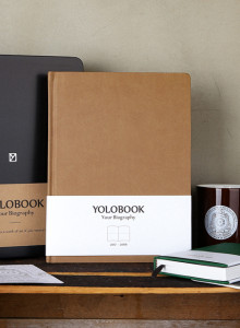 욜로북, 평생 다이어리 | YOLOBOOK, Your Biography - Full Package