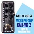 [ MOOER ] MICRO Digital Preamp / 008 CALI MK3 / Mesa Boogie Mk III 모델링 / 무어 마이크로 프리앰프 / 부산 삼광악기