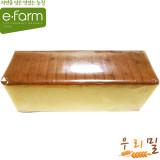 [이팜] [예약상품 D-2]카스테라(우리밀)700g(빵 주문시 전체 상품 같이 배송)