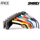 SNRD 선글라스 남녀공용 5001 블랙 스포츠, 캠핑 선글라스