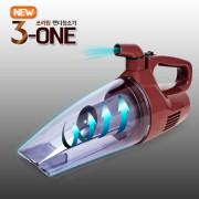 NEW 3-ONE 차량용 핸디청소기