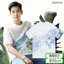 (공식)(지오지아/ZIOZIA) 2017 S/S 신상품 지금 딱 입기 좋은 지오지아 티셔츠/반바지