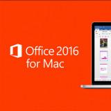 SI 오피스 2016 Standard for MAC 라이선스/기업용