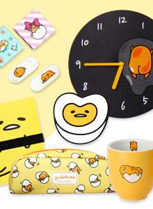 구데타마 캐릭터 모음전 4,550원 ~ 소품, 데코, 파우치, 에코백 20종