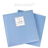 [바른손플러스] 접착양장앨범(블루)