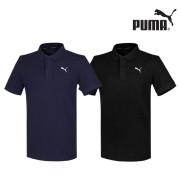 푸마 드라이셀 ESS PK 폴로 티셔츠 2종택일