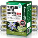 캐나다 식물성 오메가3 아마씨유 100% 60캡슐