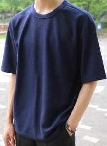 썸머 테슬 여름 반팔티셔츠 (4컬러)