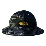 MONKIDS Black Tiger Bucket (Tiger Stripe/Black)