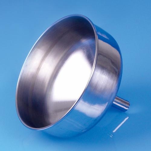 스테인레스 깔때기 Round-type Stainless Steel 304 1개 : 비전랩사이언스 - 네이버쇼핑