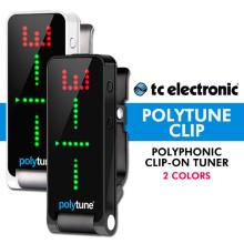 [정품/공식대리점] TC Electronic Polytune clip / 폴리튠 클립 튜너 / 부산 삼광악기