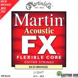 마틴 MFX640FX 8020 브론즈 Light