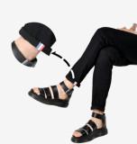 [오클레어] 아이디어 패션용품 남여 청바지/면바지/반바지 셀비지 롤업클립 2P